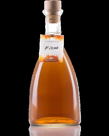 Liquore montano ottenuto anche dall'infusione in grappa di erbe alpine fatte essiccare al sole (fieno).